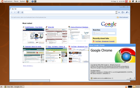 GoogleChromeLinux